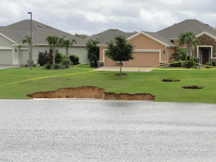 Arlington Sink Holes Jun 25 2012