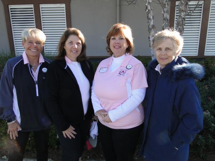 Ladies Nine Hole Golf Around Organizers   Feb 18, 2013
